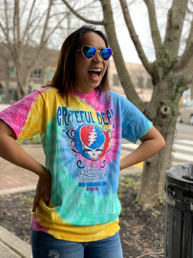 Grateful Dead American Music Hall Tee - [product_style] - Band T's - WILLOWTREE MARKET