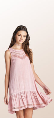 Pretty In Pink Dress - [product_style] - Dress - WILLOWTREE MARKET