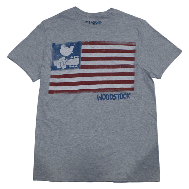 Woodstock Classic Gray - [product_style] - Band T's - WILLOWTREE MARKET
