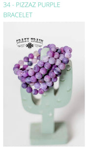 Crazy Train Bead Bracelet - [product_style] - Default - WILLOWTREE MARKET
