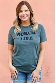 Scrub Life Tee - [product_style] - Default - WILLOWTREE MARKET