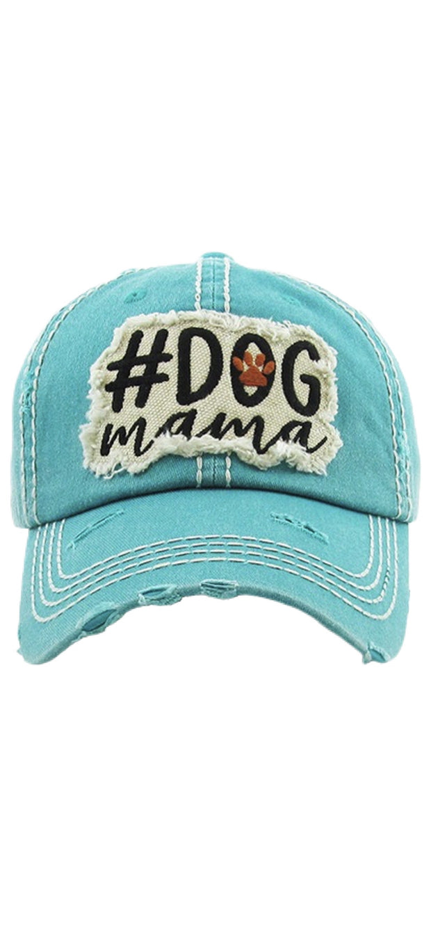 Dog Mama Ball Cap - [product_style] - Hats - WILLOWTREE MARKET