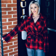 Bianca Buffalo Plaid Jacket