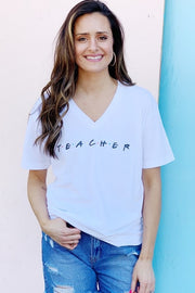 Teacher Friends Tee - [product_style] - Default - WILLOWTREE MARKET