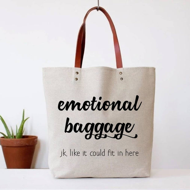 Emotional Baggage - [product_style] - Default - WILLOWTREE MARKET