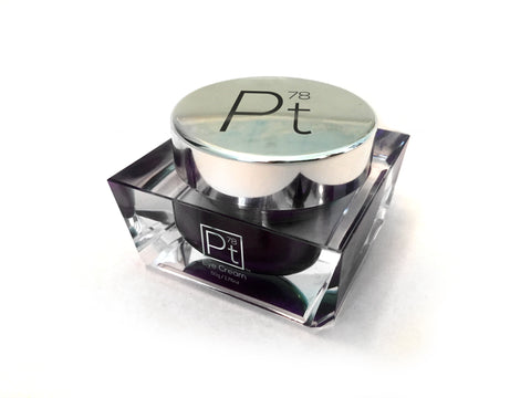 Platinum Delux™  Cosmtics  Eye Cream 50ml/1.07 Jar Box