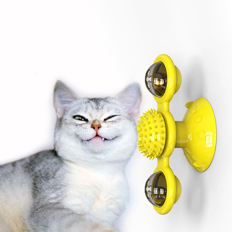 Windmill Cat Toy - BUY 2 FREE SHIPPING