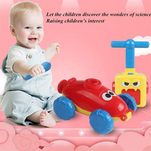 Balloons Car Children's Science Toy  - 💥40% OFF - Early Spring Promotion