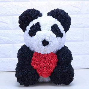Handmade Rose Bear - The Best Gift For The Loved Ones In 2020