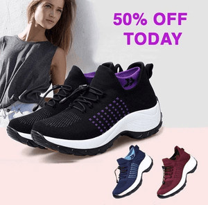 Dr. CARE™ Premium Non-Skid Hiking Shoes - 💥50% OFF - Early Spring Promotion