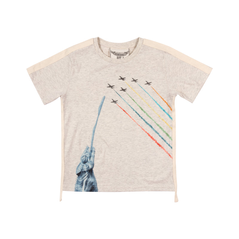 Paper Wings - Classic T-Shirt with Tape - On Target
