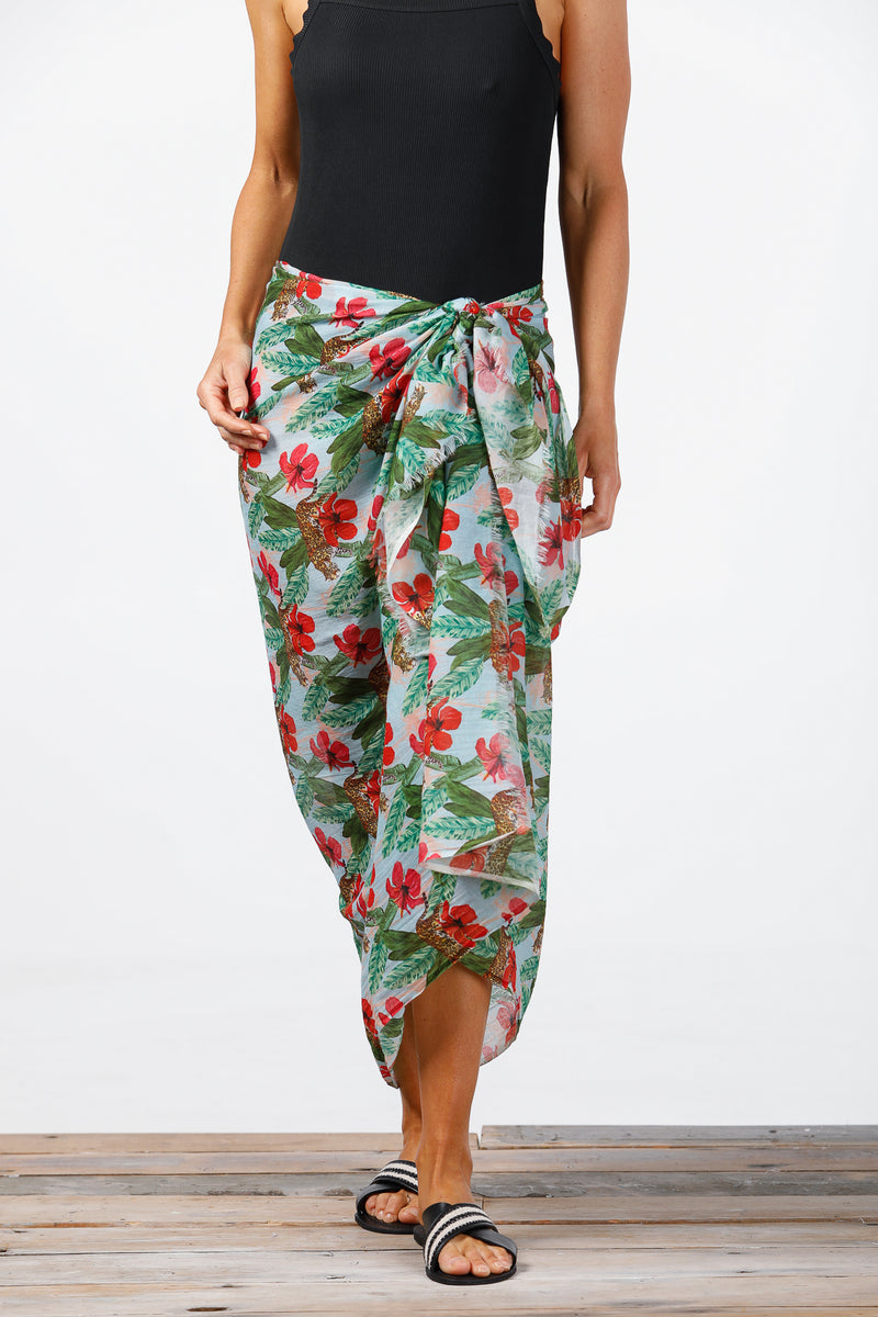 Holiday - Jungle Scarf-Sarong