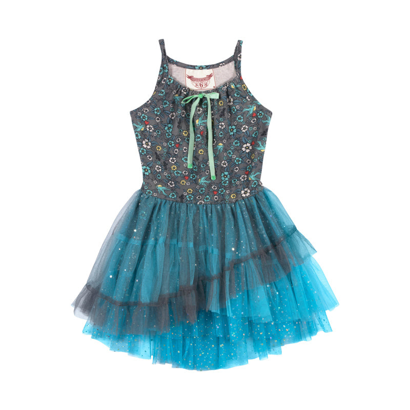 Paper Wings - Tutu Dress - Tattoo Reboot Small
