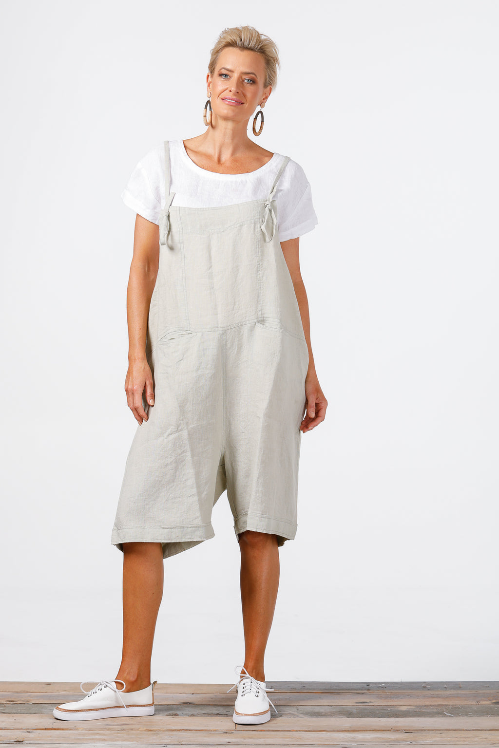 Holiday - Escape Overalls - Sage