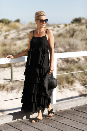 Holiday - Paradise Ruffle Dress