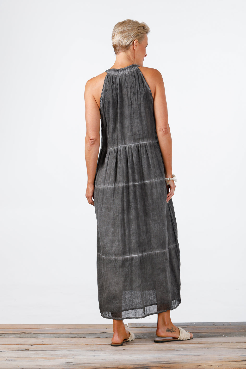 Holiday - Summer Fling Dress - Grey