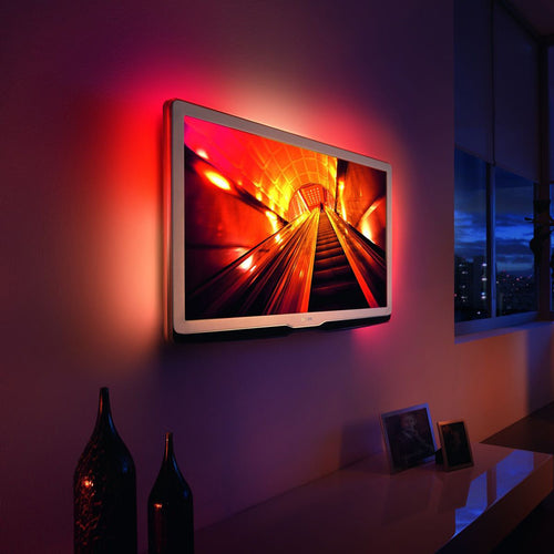 LED Strip Light with Remote Control - The Discount Studio