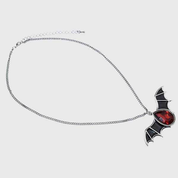 Vampire Bat Necklace - The Discount Studio