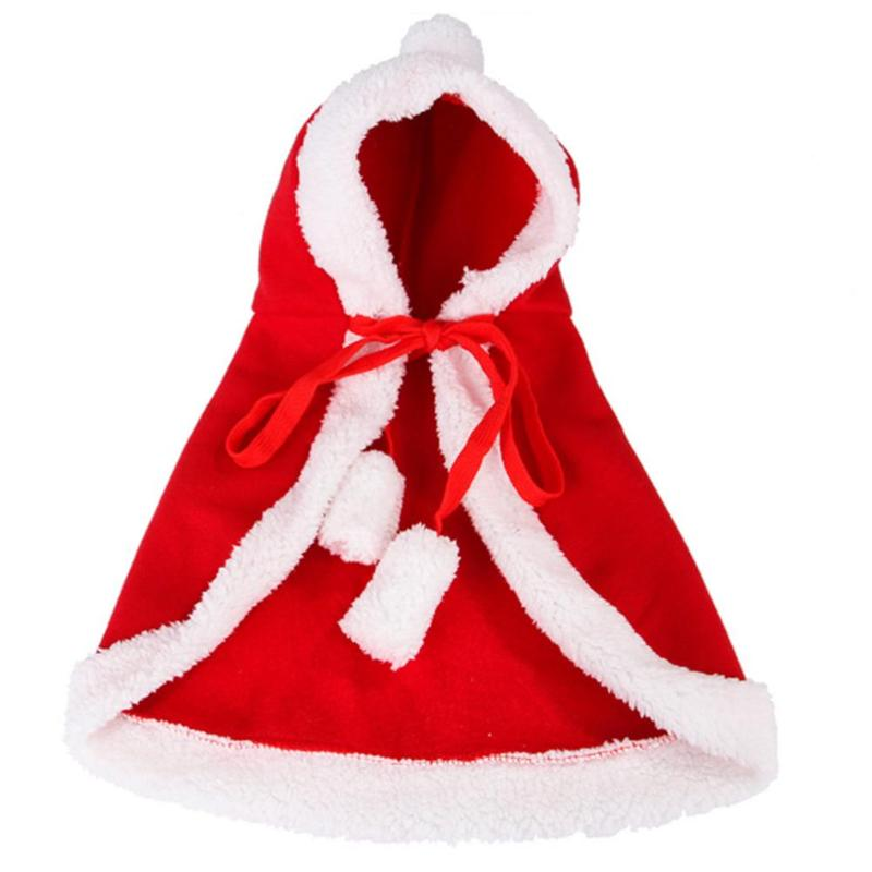 Adjustable Christmas Costume For Pets - The Discount Studio