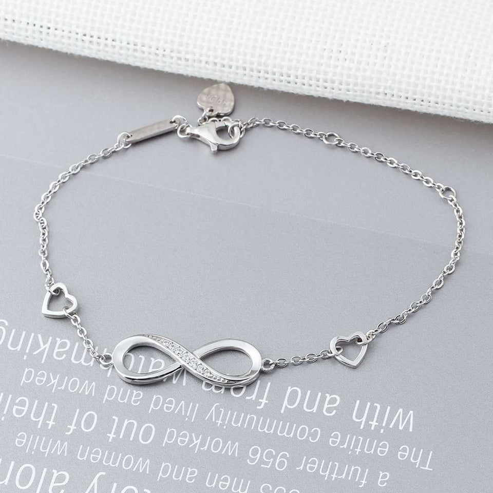 925 Sterling Silver Bracelet - The Discount Studio
