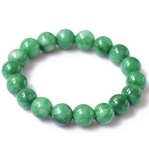 Natural Jade Bracelet - The Discount Studio