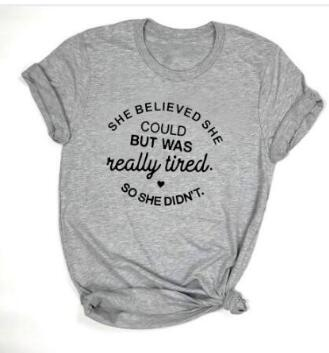 Always Tired T-Shirt - The Discount Studio