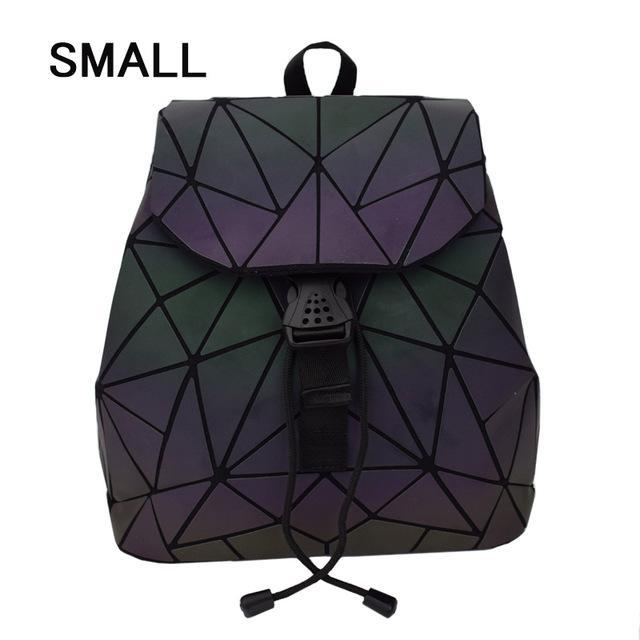 Reflective Drawstring Bag - The Discount Studio