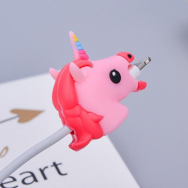 Unicorn Cable Chompy - The Discount Studio