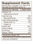 Bulletproof Collagen Peptides Protein Powder - Vanilla Flavored Hydrolyzed, Keto-Friendly for Ketogenic Diet, Grass-fed, Amino Acid Building Blocks for High Performance (17.6 Ounces)