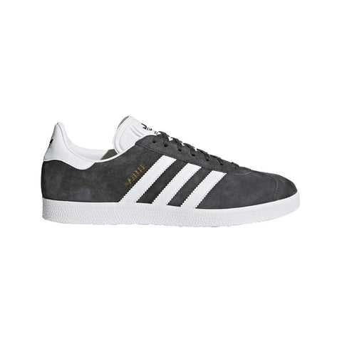 Adidas Originals Men's Gazelle Lace-up Sneaker,Grey,7 M US