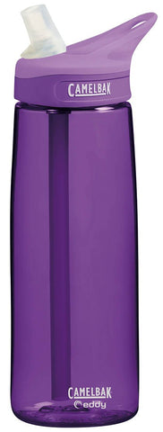 Camelbak Products Eddy Water Bottle, Royal Lilac, 0.75-Liter