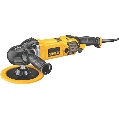 DEWALT DWP849X 7-Inch/9-Inch Variable Speed Polisher with Soft Start