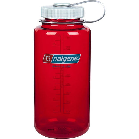 Nalgene 32-Ounce Wide Mouth, Outdoor Red