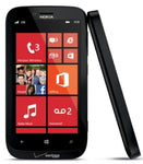 Nokia Lumia 822 GSM  Verizon CDMA 4G LTE Windows Smartphone -Black