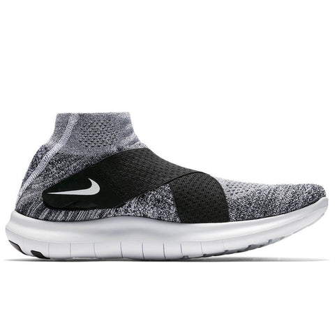 Nike Men's Free Rn Motion Fk 2017 Running Shoe, Grey, Size 12.0