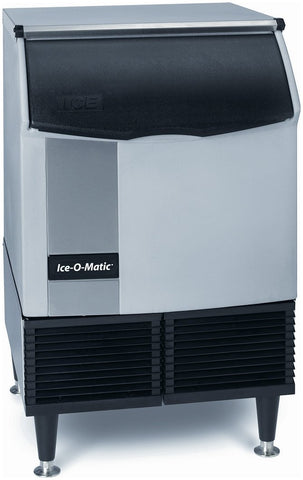 Ice-O-Matic ICEU220FA ICE Series Undercounter Cube Ice Machine with Bin, 238-Pound, NSF