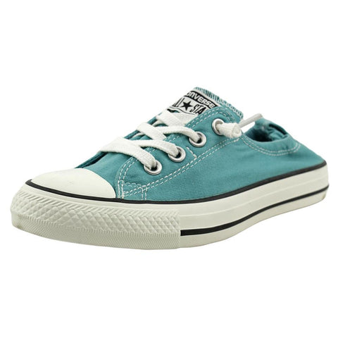 Converse Chuck Taylor All Star Shoreline Aegean Aqua Black Lace-Up Sneaker - Medium / 6 B(M) US