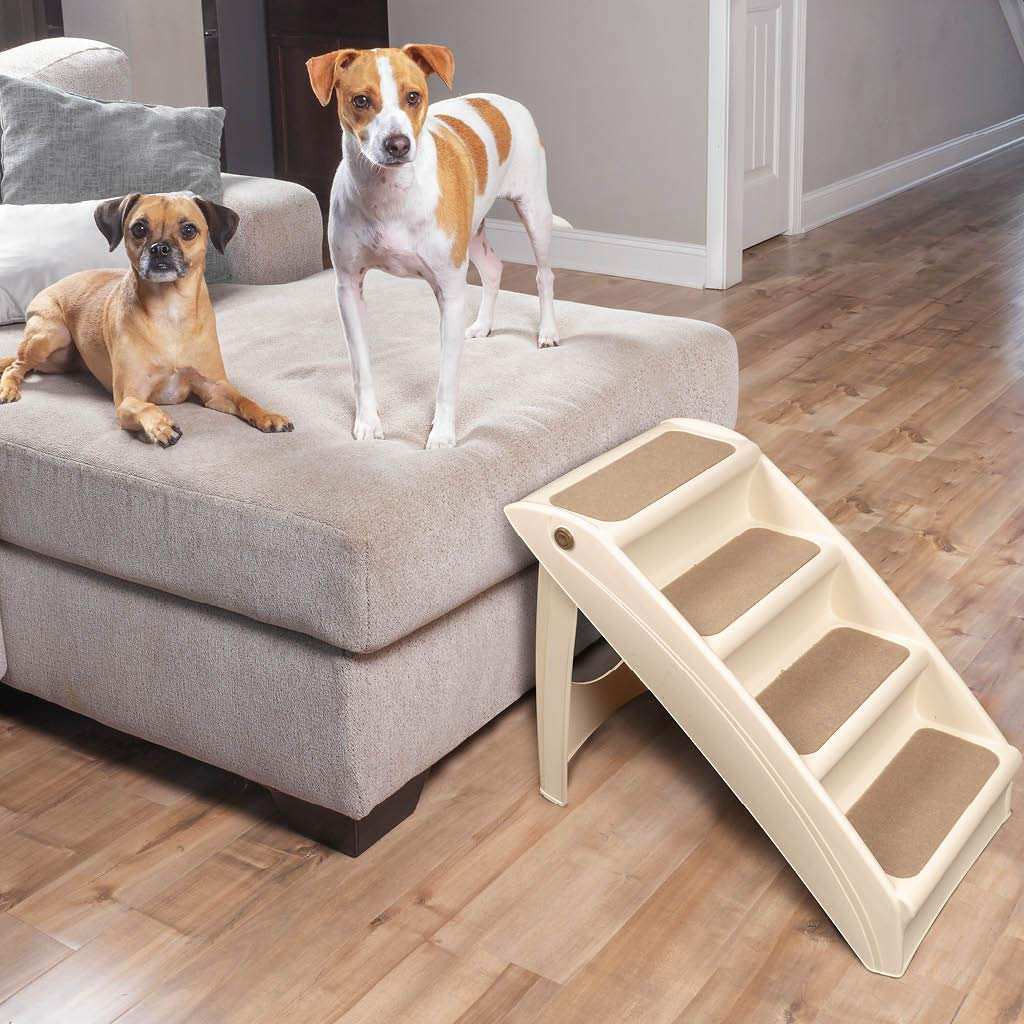 Petsafe Solvit Pupstep Plus Pet Stairs Foldable Steps For