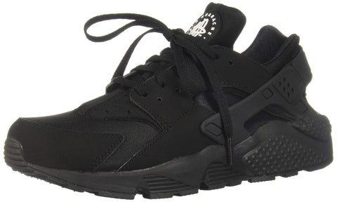 Nike Mens Air Huarache Running Shoes Black/White 318429-003 Size 11