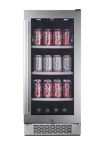 "Avallon ABR151SGRH 86 Can 15"" Built-in Beverage Cooler - Right Hinge"