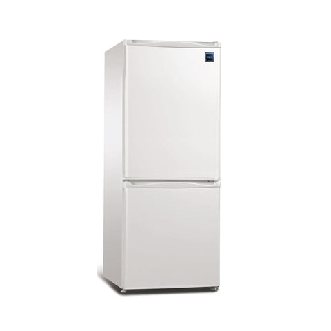 9.2 Cubic Foot Fridge with Bottom Mount Freezer, Auto Defrost