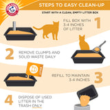 Arm & Hammer Ultra Last Clumping Cat Litter 40lb
