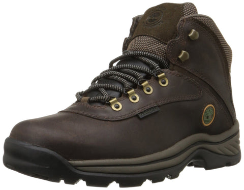 Timberland Men's White Ledge Mid Waterproof Boot,Dark Brown,8.5 M US