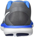 Nike Men's Flex 2016 Rn Cool Grey/White-Loyal Blue Ankle-High Running Shoe - 9.5M