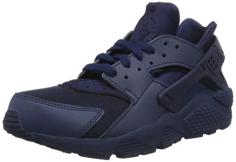 Nike Mens Air Huarache Low Top Lace Up Trail Running Shoes, Blue, Size 12.0