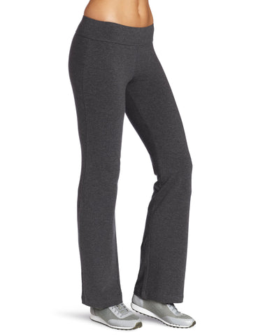 Spalding Women's Bootleg Pant, Charcoal, Large