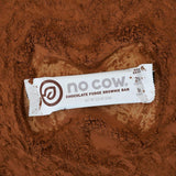 No Cow Protein Bar, Chocolate Fudge Brownie, 21g Plant Based Protein, Keto Friendly, Low Sugar, Dairy Free, Gluten Free, Vegan, High Fiber, Non-GMO,  12 Count