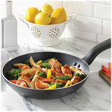 T-fal B363S3 Specialty Nonstick 3 PC Fry Pan Cookware Set, 3-Pack, Black