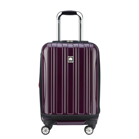 DELSEY Paris Small Carry-On, Plum Purple