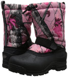 Northside Frosty, Pink Camo, 2 M US Little Kid